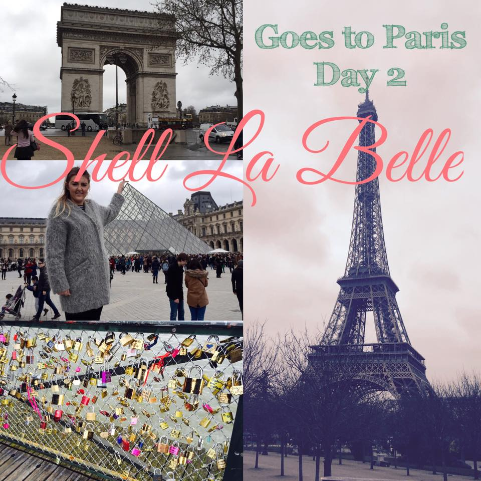 My trip to Paris – Day 2