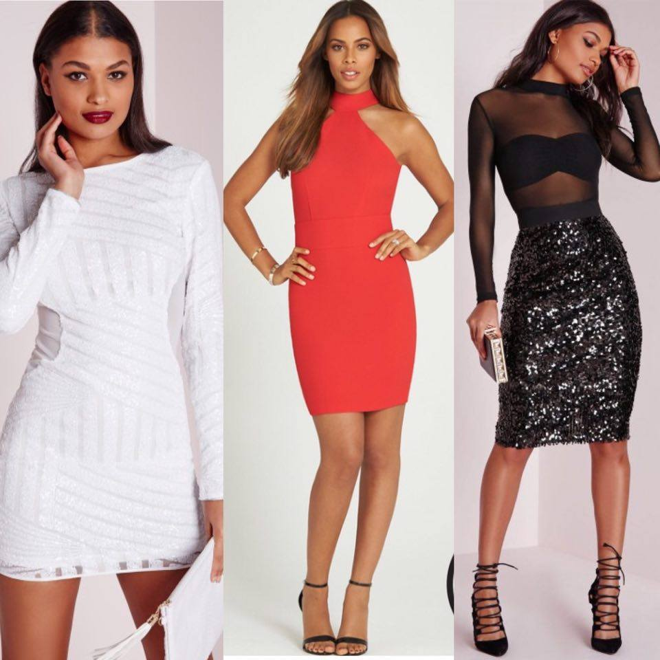 Perfect Dresses for the Party Season