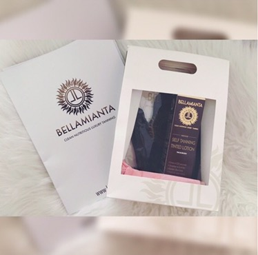 Bellamianta Self Tanning Lotion Review