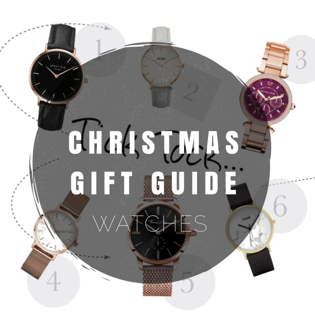 Christmas Gift Guide | Watches