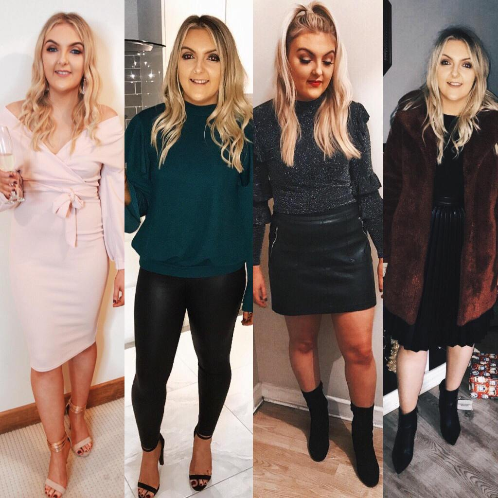What I Wore: Christmas 2017