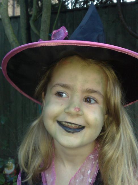 Kaycee Halloween 2009