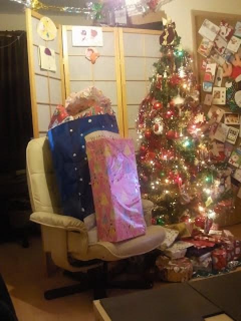 Christmas of yesteryear