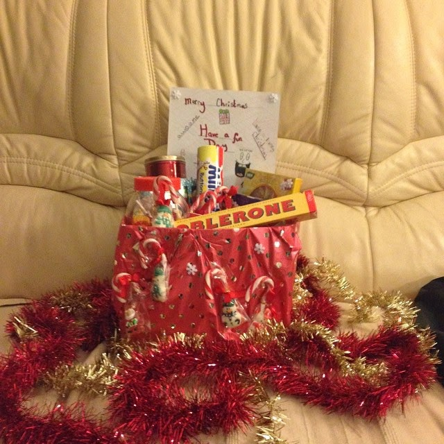 Christmas Raffle hamper