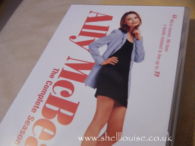 January 17th - 23rd - Ally McBeal DVD