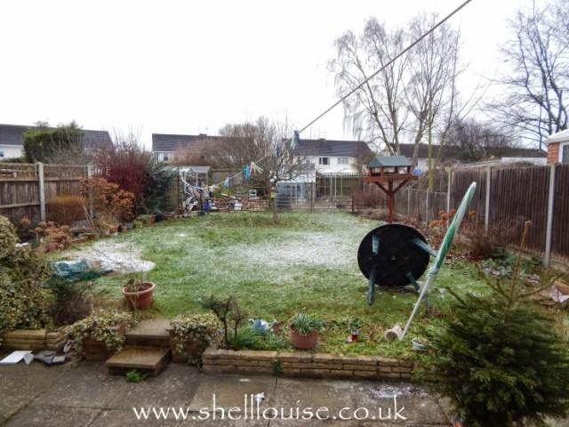 Revamping plans afoot - garden needs work