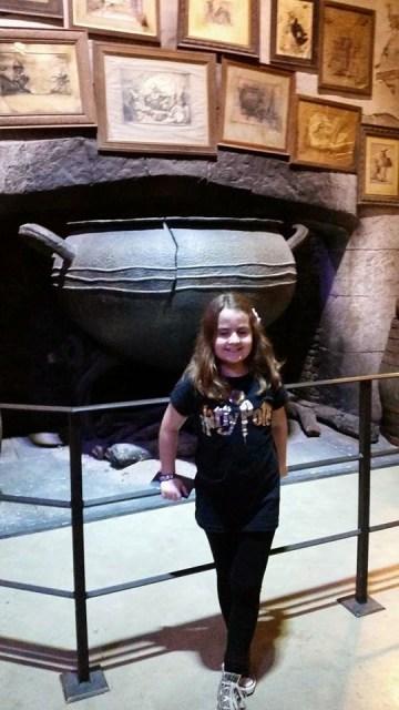 Harry Potter Studio Tour - Kaycee