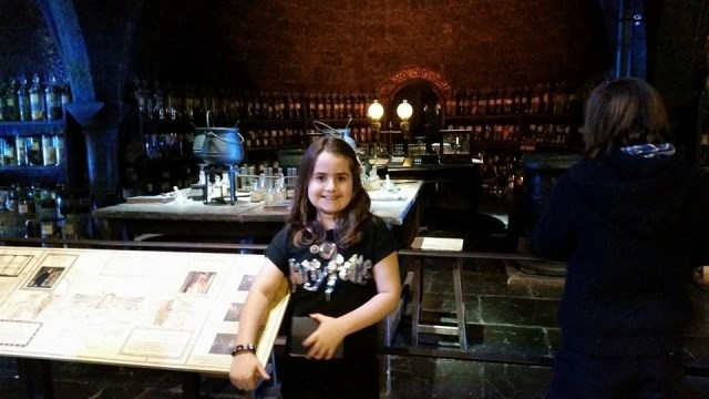 Harry Potter Studio Tour Kaycee