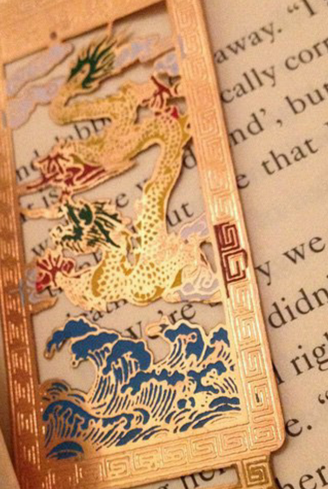 Book and bookmark - 100 books everyone should read