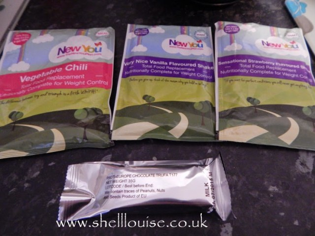 New You diet review - meal replacement diet