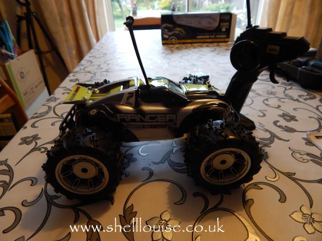 Remote control buggy