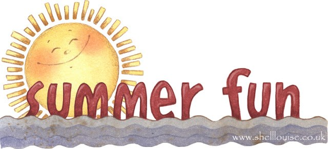 Ice cream floats - summer fun header