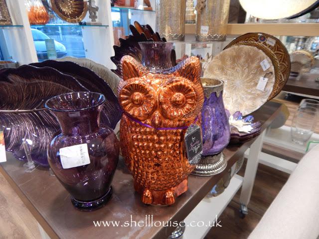 Home Sense - Owl ornament