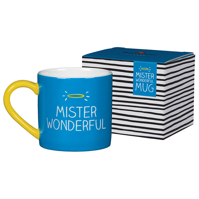 Christmas gift guide - Mister Wonderful mug