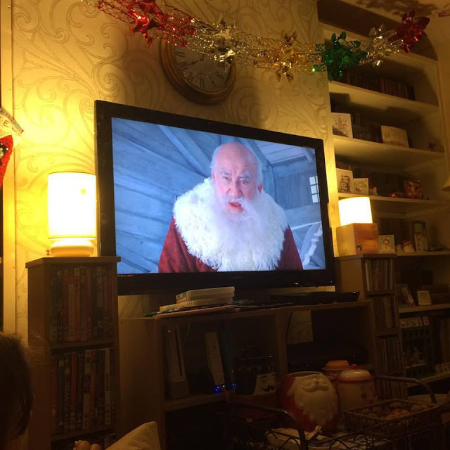 Christmas movie Elf on TV