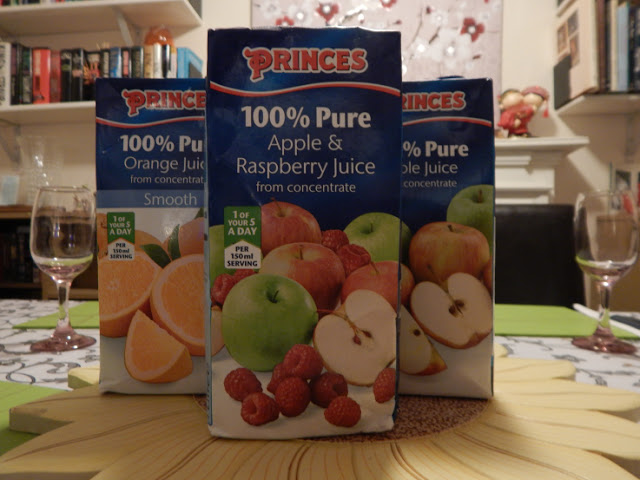 Princes 100% Pure Juices
