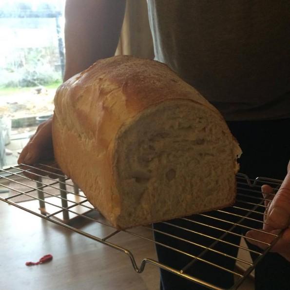 Fresh bread #1Day12Pics