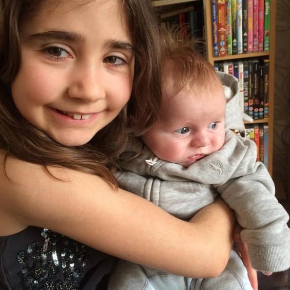 Ella and Kieran