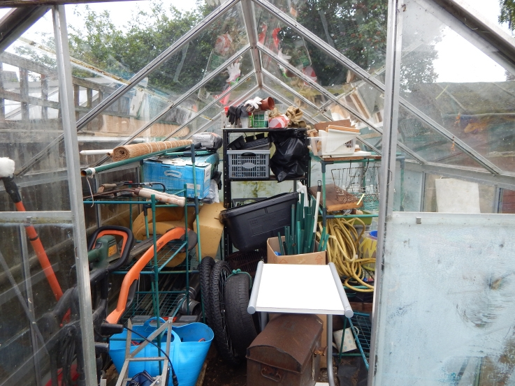 Greenhouse #PimpMyShed