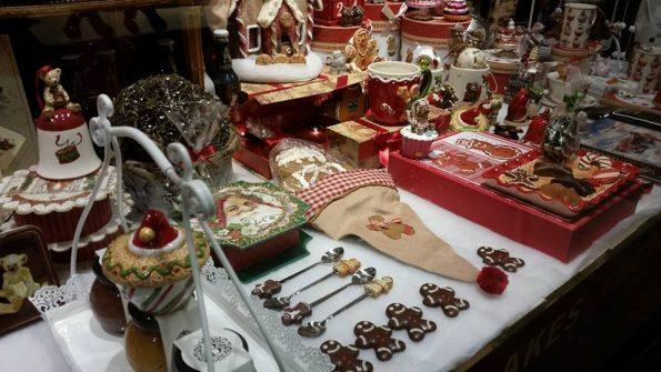Christmas market visit