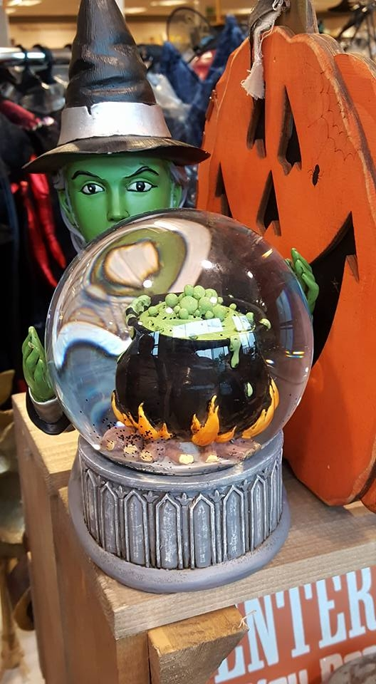 Halloween goodies at Homesense