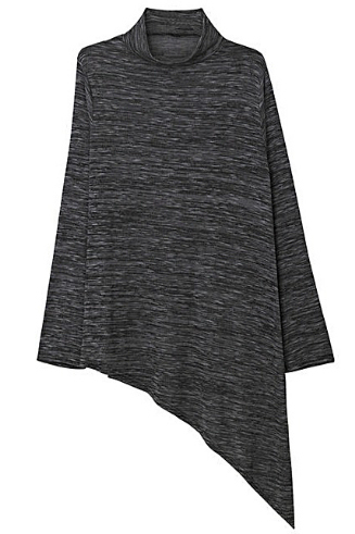 Autumn wardrobe Love the Sales Marisota asymmetric top
