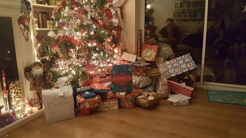 Christmas Eve Photos