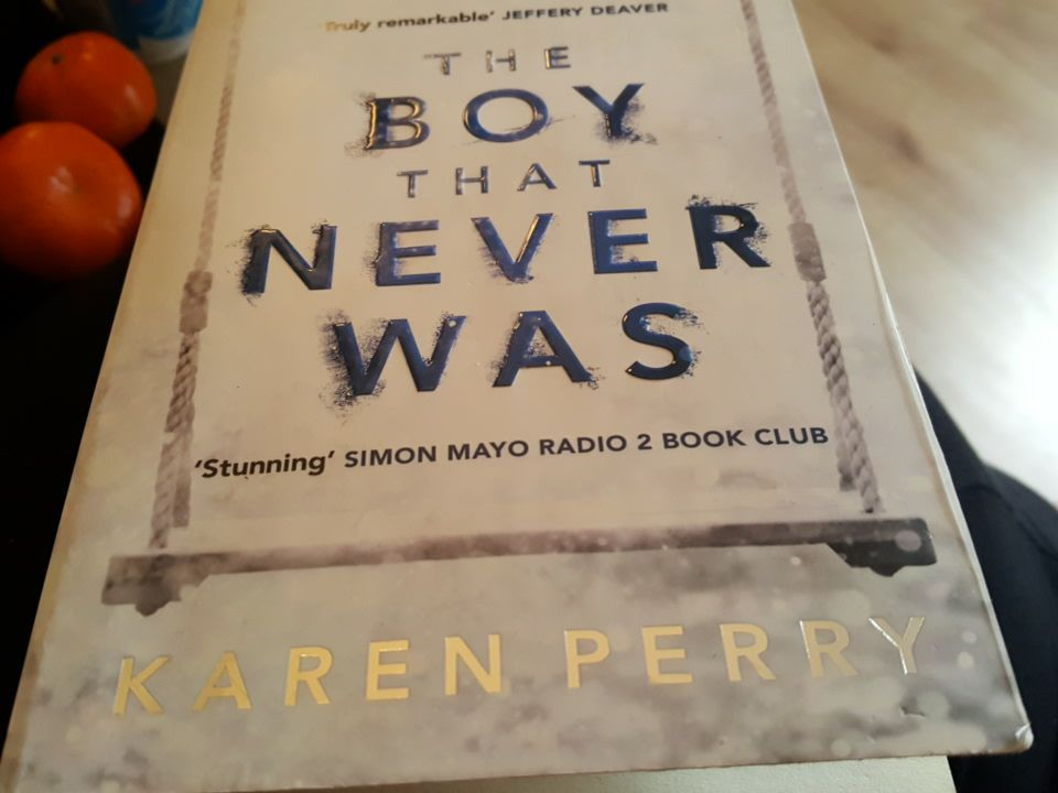 The Boy That Never Was by Karen Perry Review