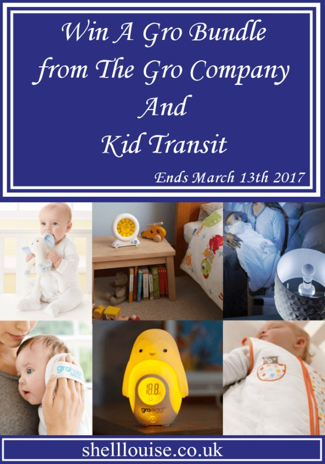 Gro Bundle competition with Gro Company and Kid Transit