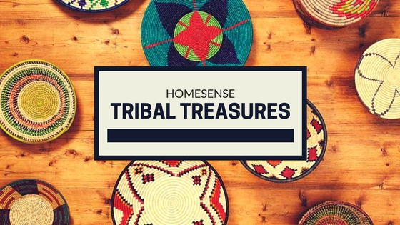 HomeSense Tribal Treasures