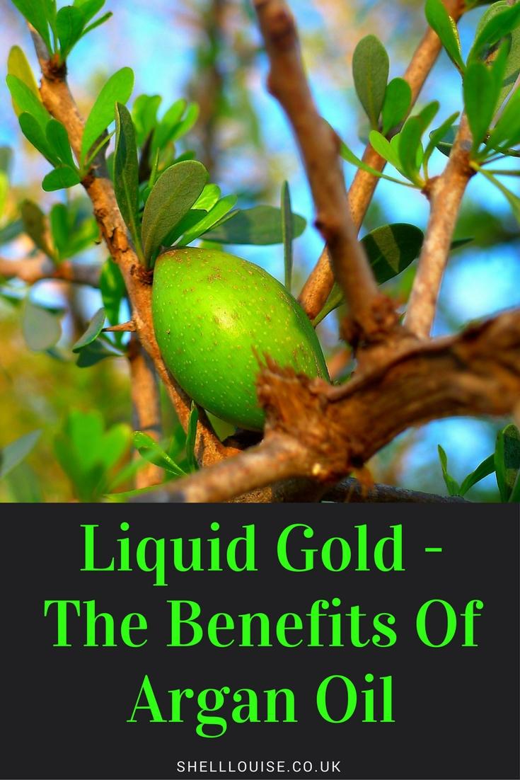 Liquid Gold - The Benefits Of Argan Oil