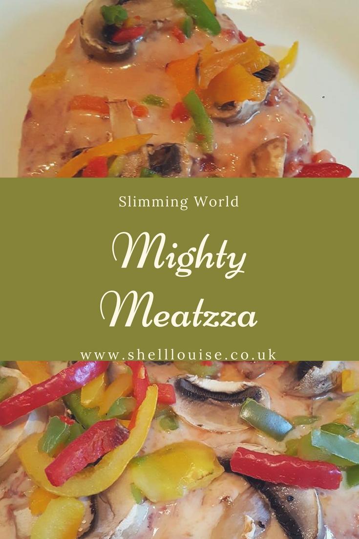 Slimming World Meatzza