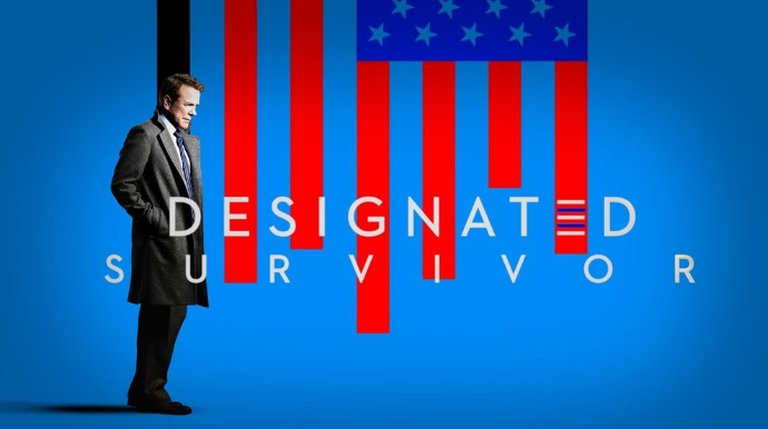 Netflix What We're Watching - Designated Survivor