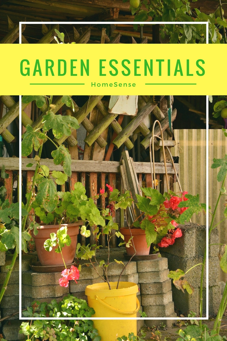 Garden Essentials At HomeSense