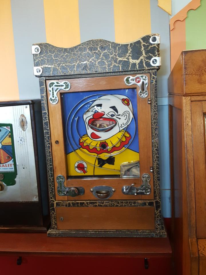 Great Yarmouth penny arcade