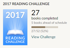 Goodreads reading challenge 27 books completed You Don't Know Me By Imran Mahmood