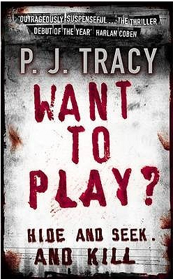 Want to play? P.J. Tracy