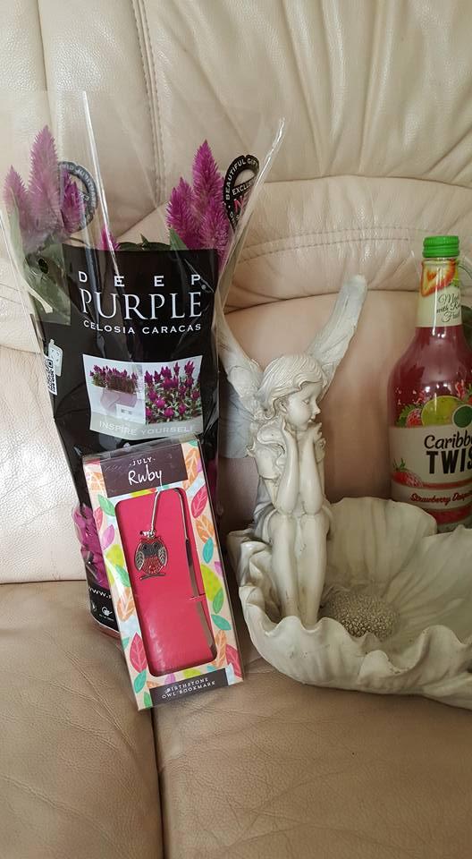 41 today - birthday presents