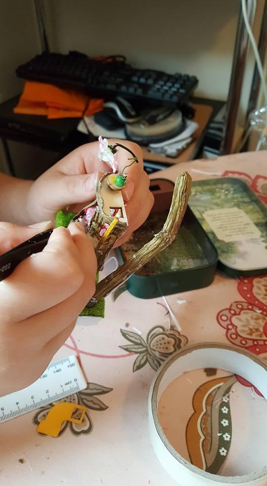 Forest Rhapsody - miniature craft kits