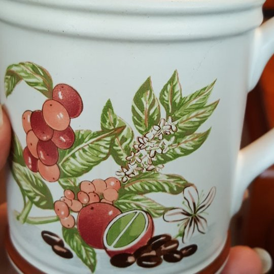 Coffee mug - October 1 day 12 pics