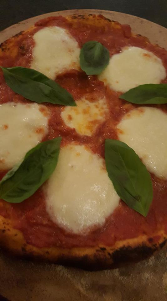 Ant's Margherita Pizza