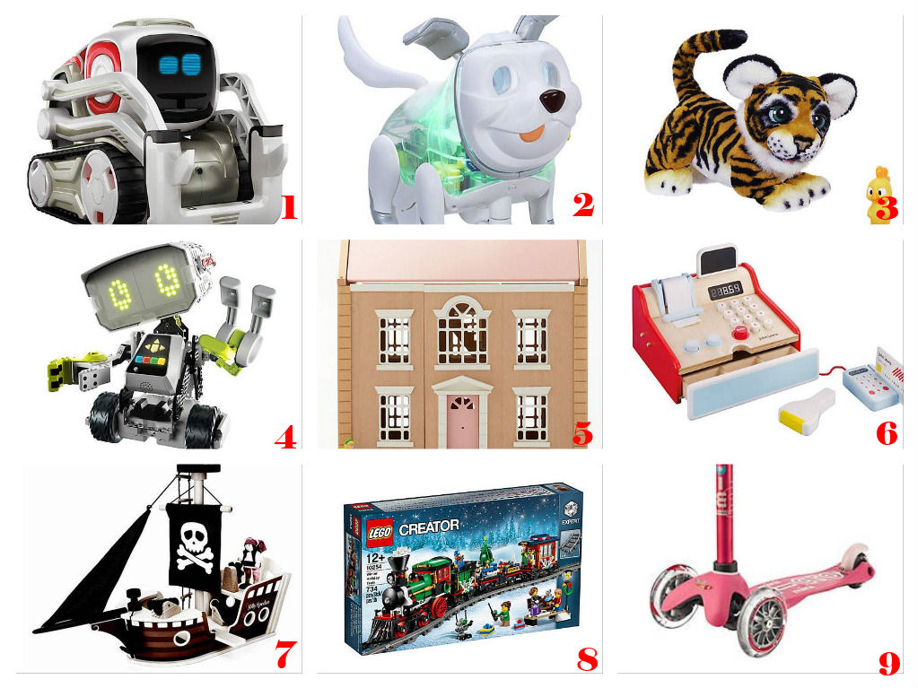John Lewis top 10 must have Christmas toys 2017