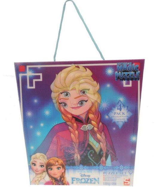 Frozen 3D puzzle from Sports Direct for just a fiver