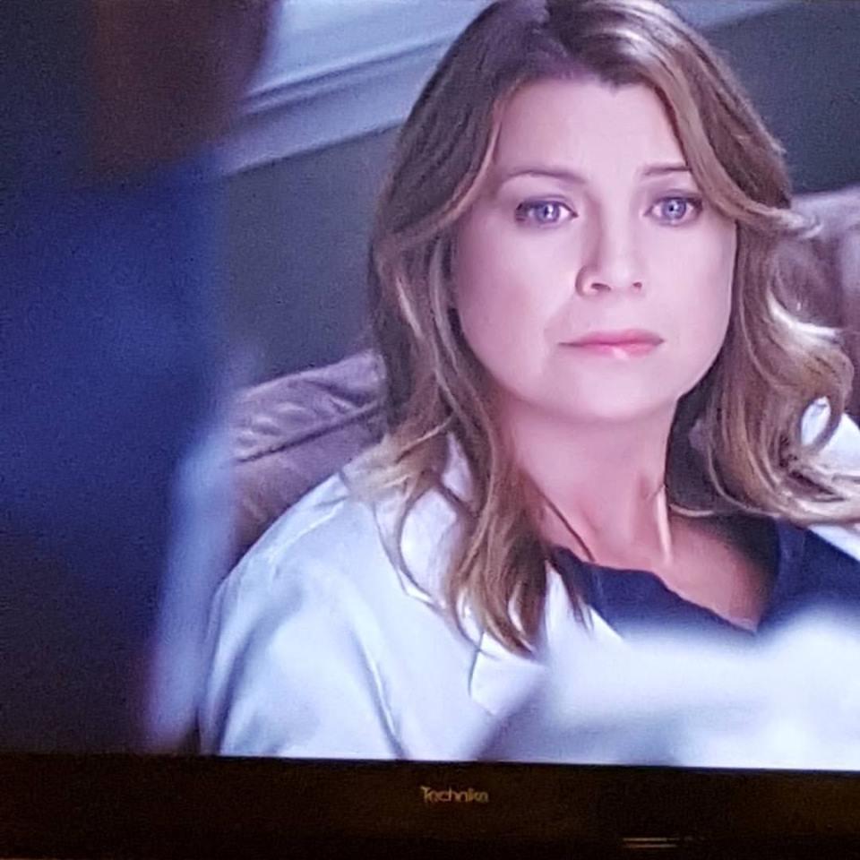1 day 12 pics November #12 catching up on Grey's Anatomy