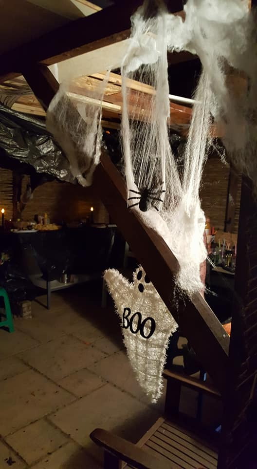 Halloween 2017 decorations