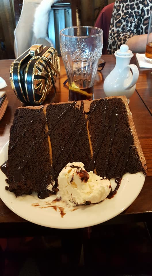 Mars attack cake at Windmill Farm