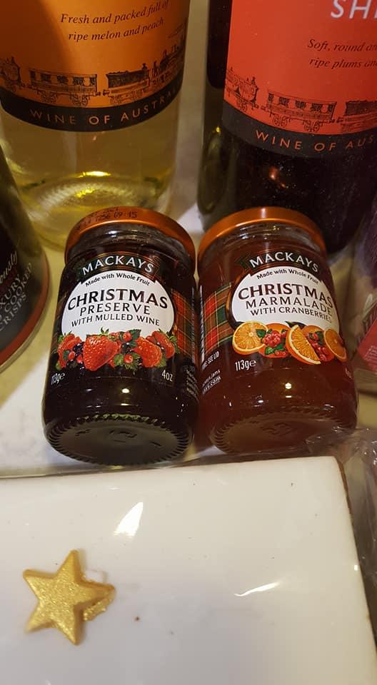 Christmas preserves