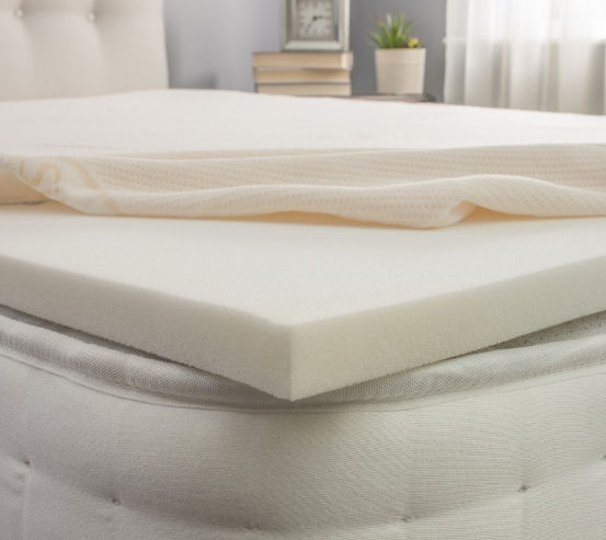Unique Mattress topper from Sleepy People