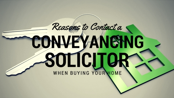 conveyancing solicitor