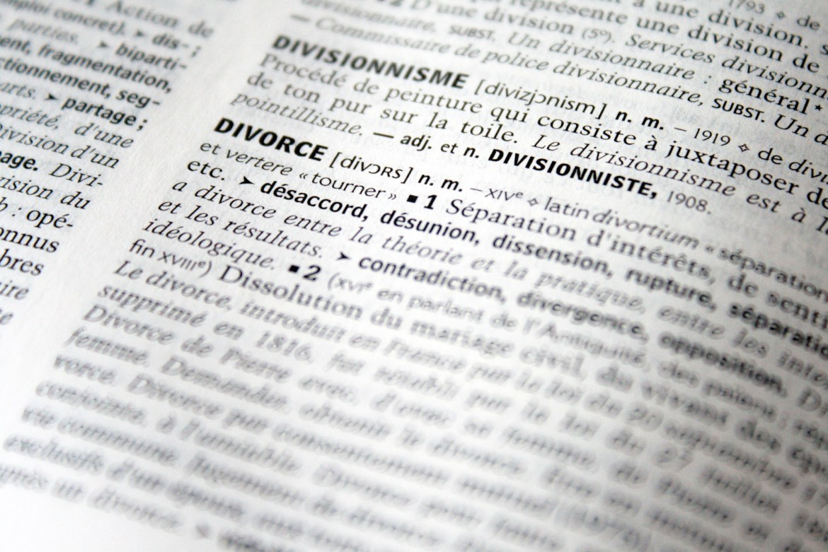 Divorce Proceedings - Know the steps when starting divorce
